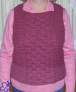 Crochet Sweater - blogspot.com