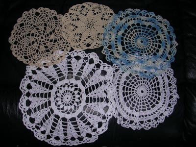 Crochet Double Wedding Ring Afghan Pattern Double Wedding Ring Crochet