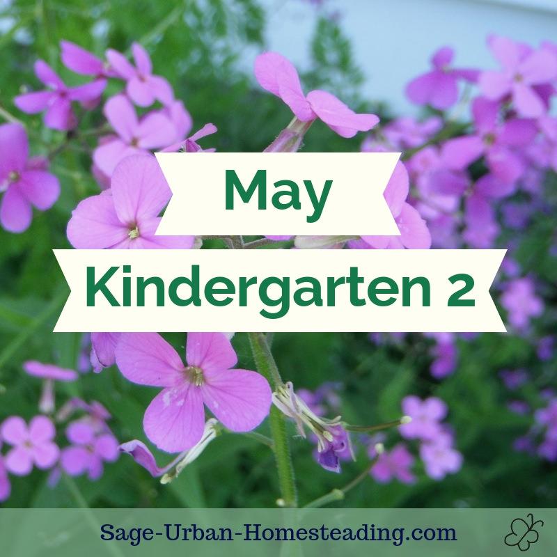 May kindergarten 2