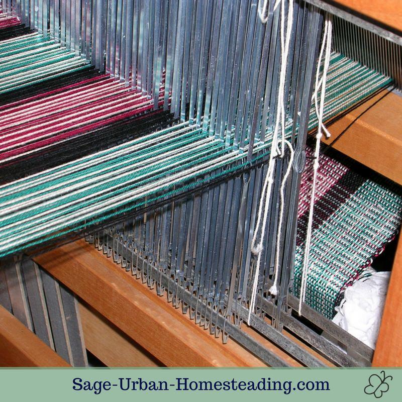 emergency string heddles