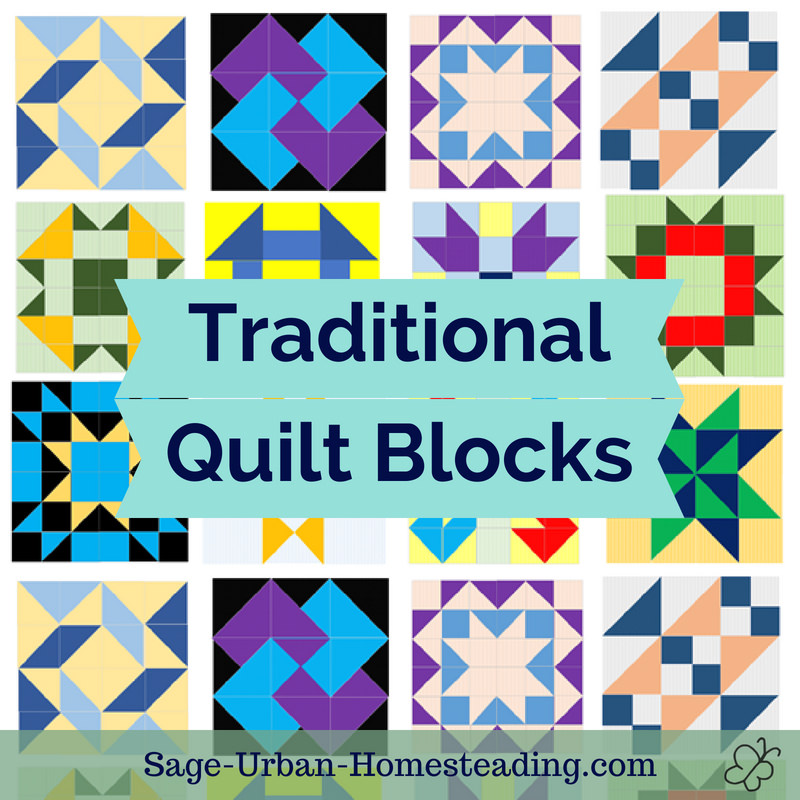 traditional quilt blocks