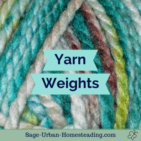 yarn weights