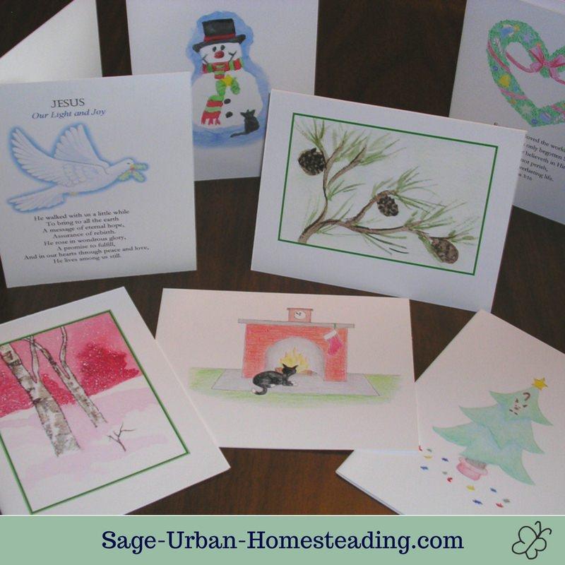 artist greeting cards