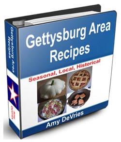 Gettysburg Area Recipes
