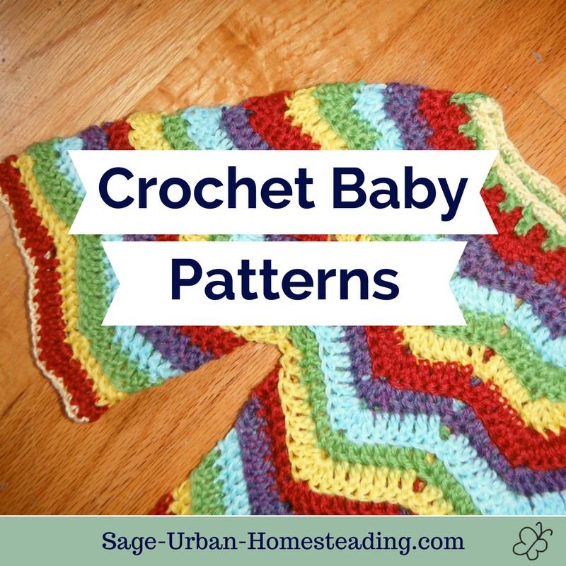 my favorite crochet baby patterns