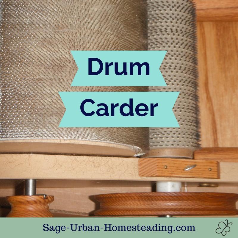 drum carder
