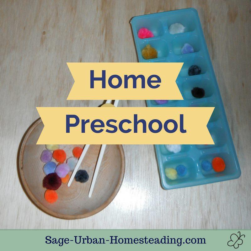 home preschool