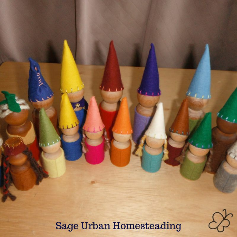 kindergarten gnomes
