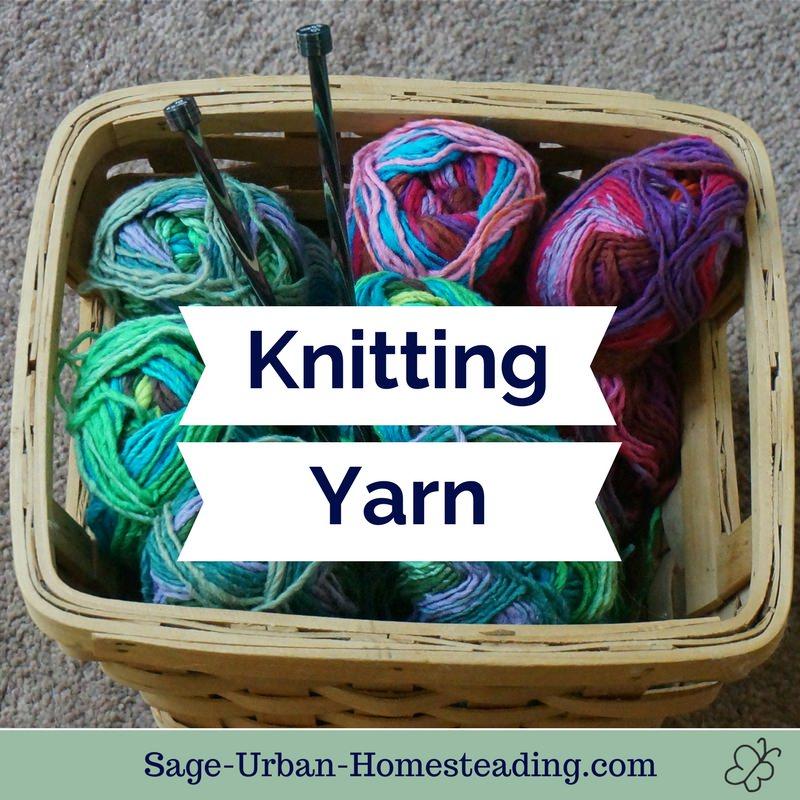 how to choose knitting yarn