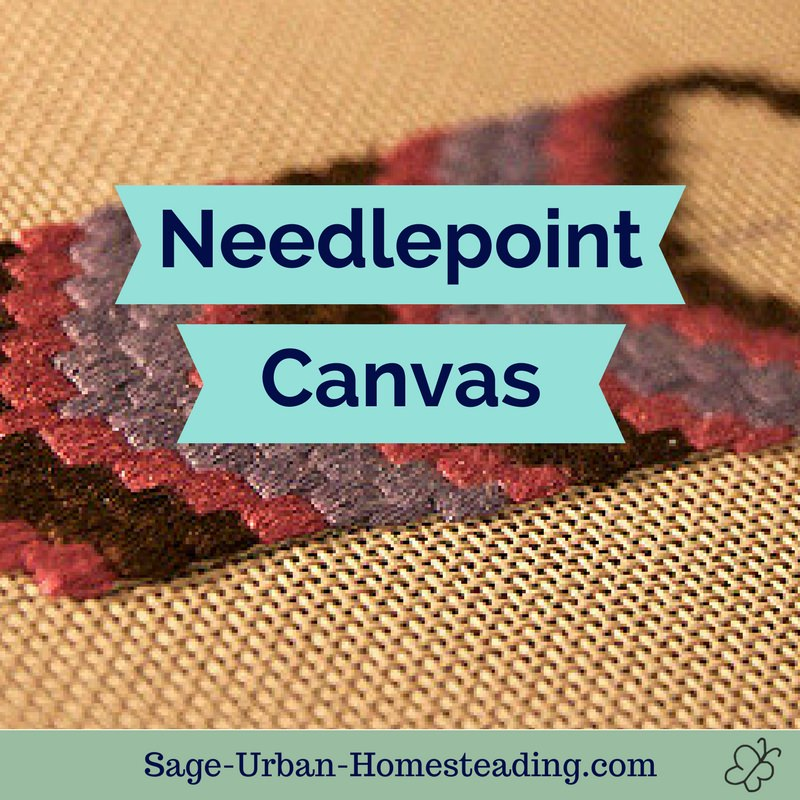 needlepoint canvas