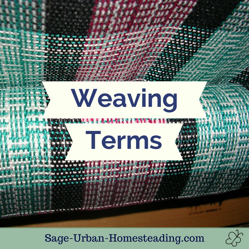 weaving terms