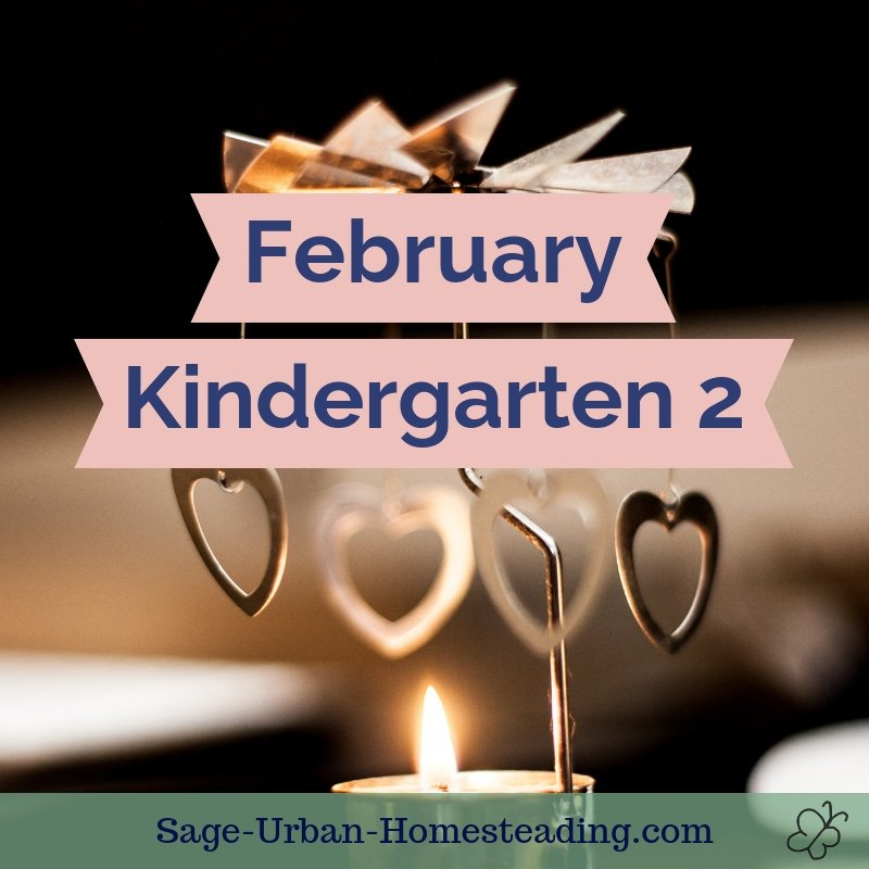 February kindergarten 2