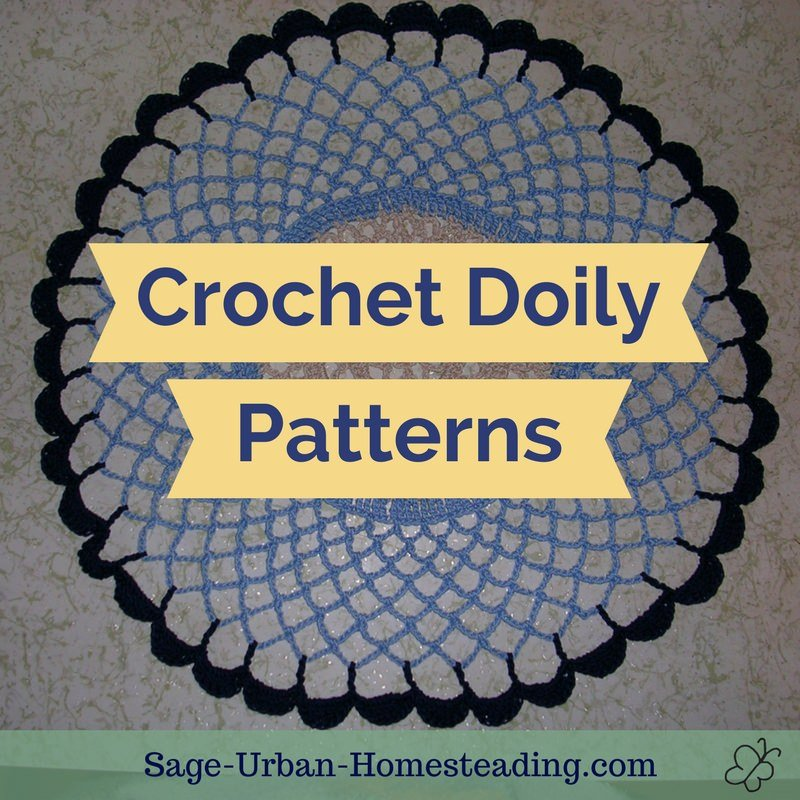 crochet doily patterns