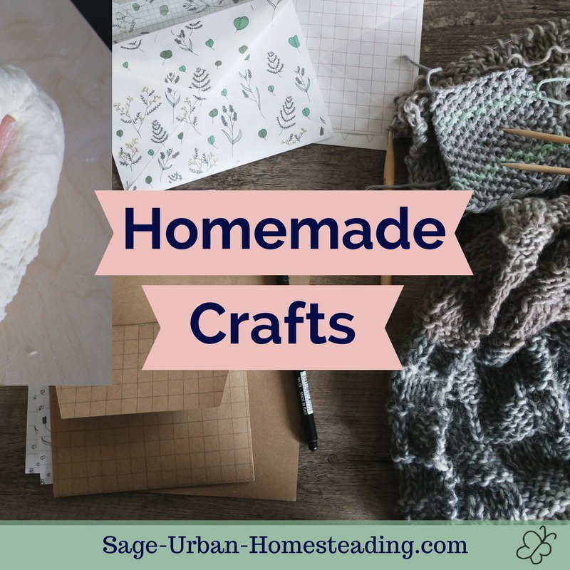 homemade crafts