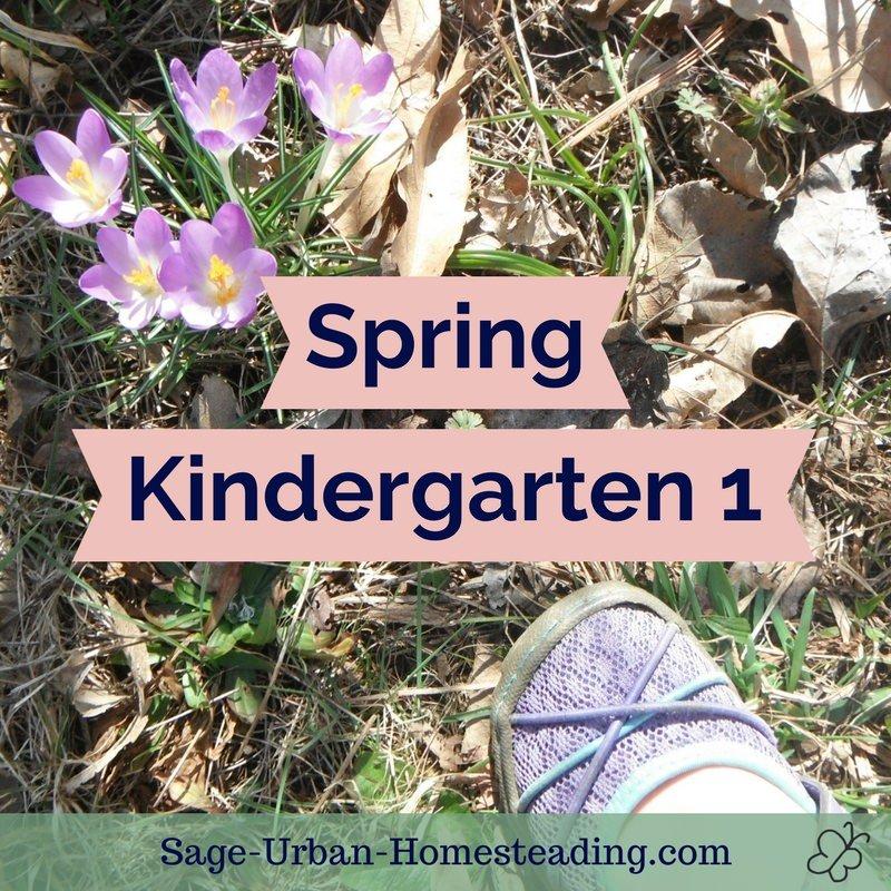 spring kindergarten