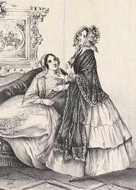 1845 shawl