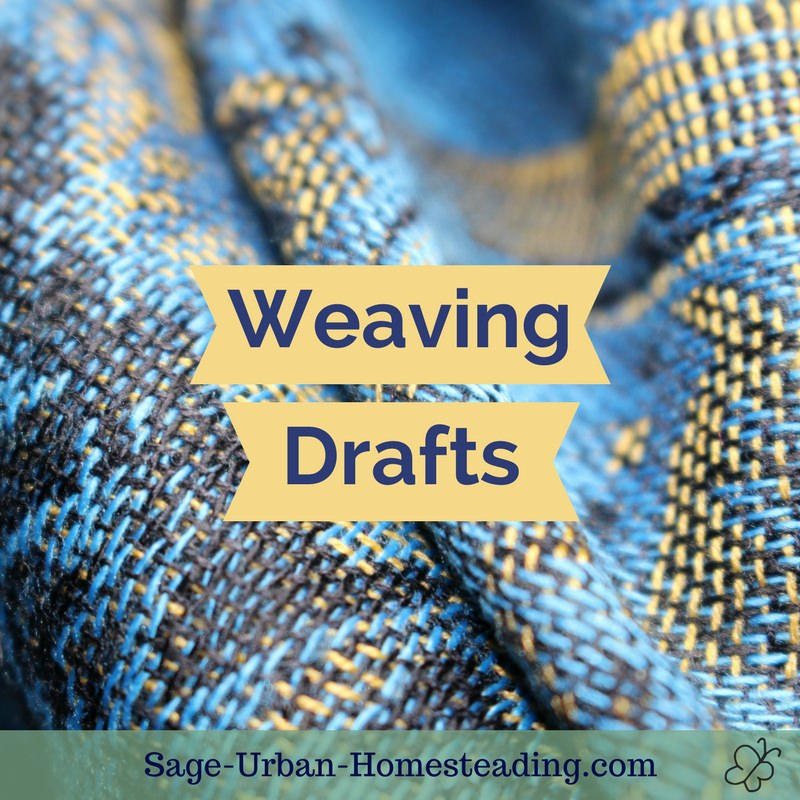 weaving drafts